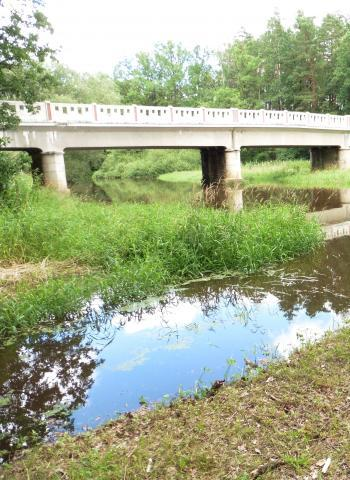 kamenný most na Lužnici